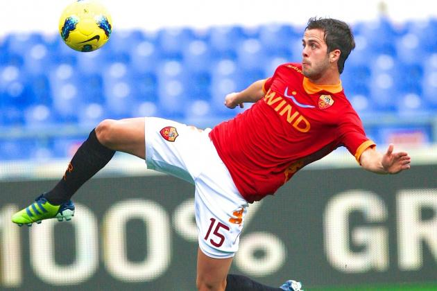 Miralem Pjanic Signs 4-Year Contract Extension with Roma