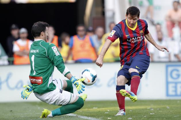 La Liga Table 2014 Week 38: Updated Standings Following Matchday 37