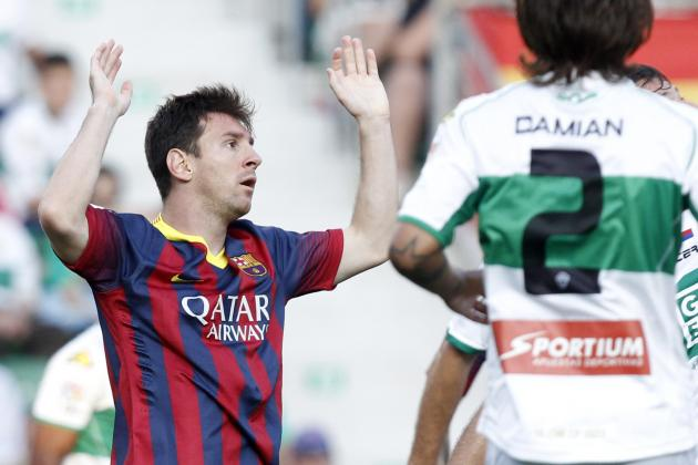 Elche vs. Barcelona: Score, Grades and Post-Match Reaction for the Blaugrana