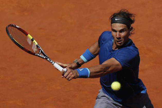 Rafael Nadal vs. Kei Nishikori: Score, Recap from Madrid Open 2014 Men's Final