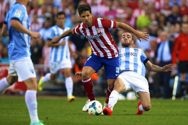 Atletico Madrid vs. Malaga: Score, Grades and Post-Match Reaction