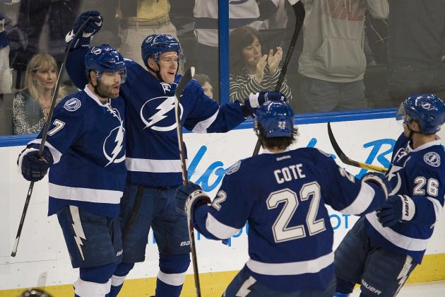Breaking Down Tampa Bay Lightning's Biggest Needs in 2014 Draft