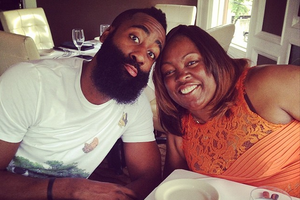 Athletes Celebrate Mother's Day on Social Media