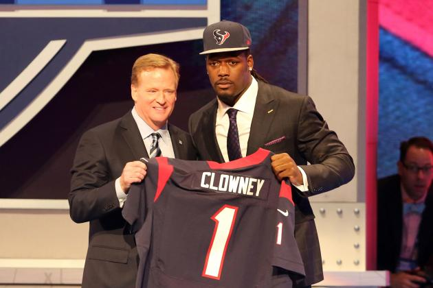 NFL Draft Grades 2014: Final Results, Analysis of Top Prospects and More