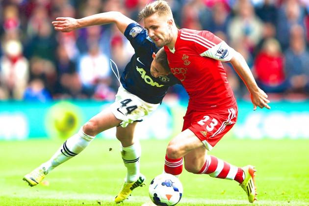 Manchester United Reportedly Bid £27 Million for Southampton Star Luke Shaw