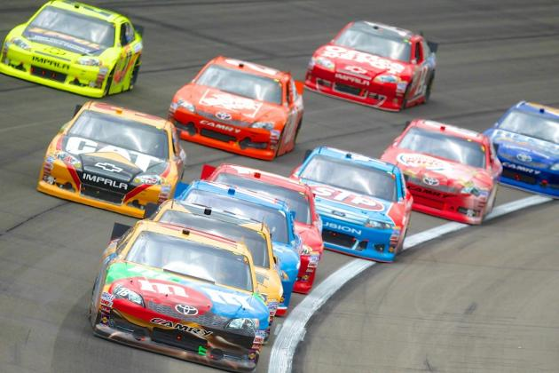 Sprint Cup Chase 2014: NASCAR Standings and Schedule After Kansas 400