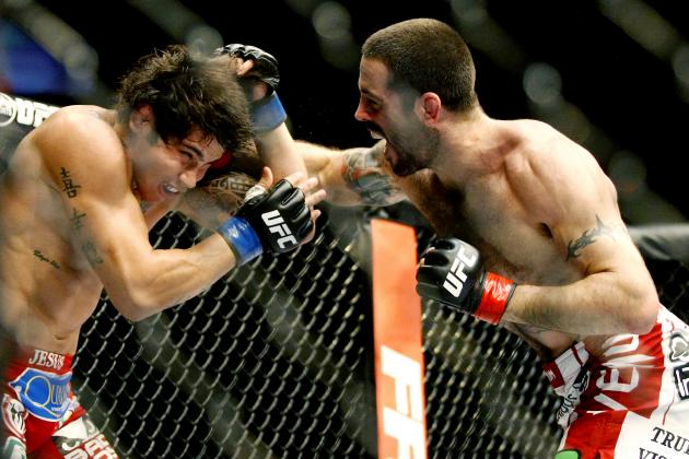 Matt Brown Asks Dana White for a Title Shot Following UFC Fight Night 40 Win