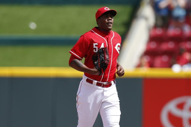 Aroldis Chapman's Impressive Return a Great Sign for Reds