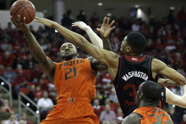 Colts Sign Miami Basketball Player Erik Swoope
