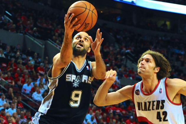How to Attempt to Stop San Antonio Spurs' Tony Parker