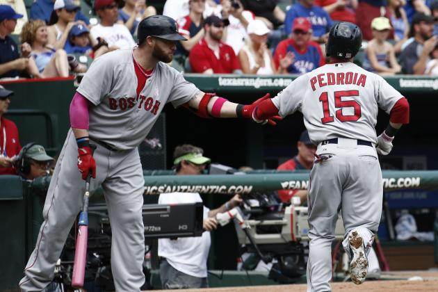 Red Sox Back Above .500 with 5-2 Win at Rangers