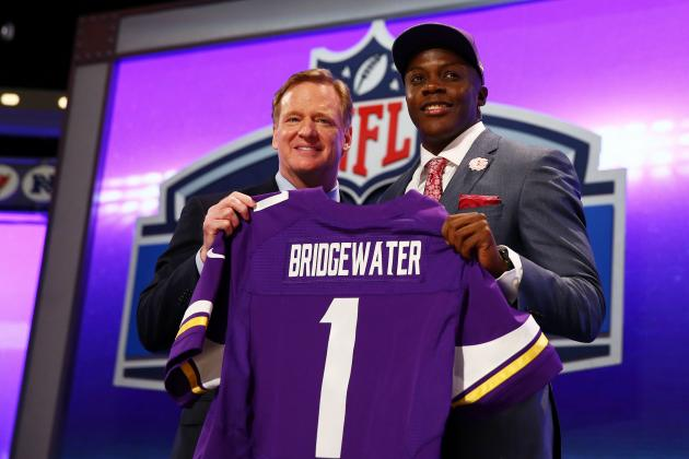 NFL Draft Grades 2014: Overall Report Card Results for All 32 Franchises