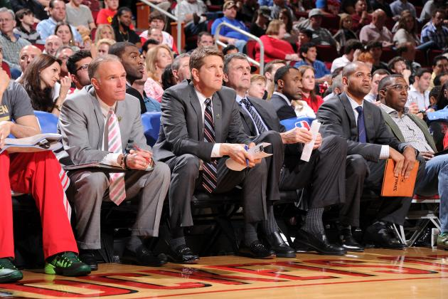 Rockets Fire Assistant Coach Dean Cooper