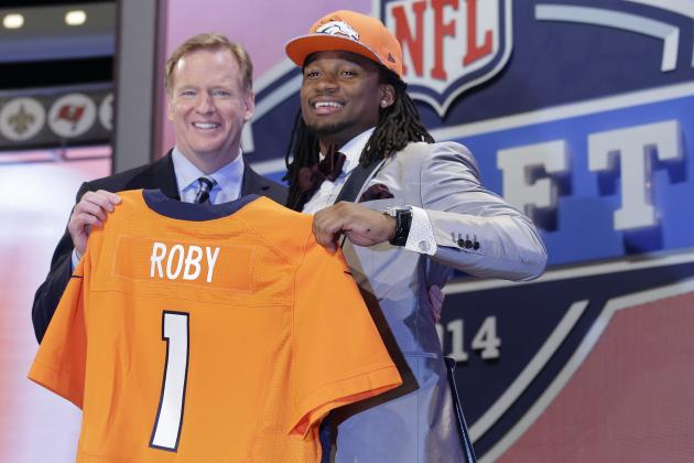 Denver Broncos' Boring 2014 NFL Draft Class Is a Great Sign for the Team