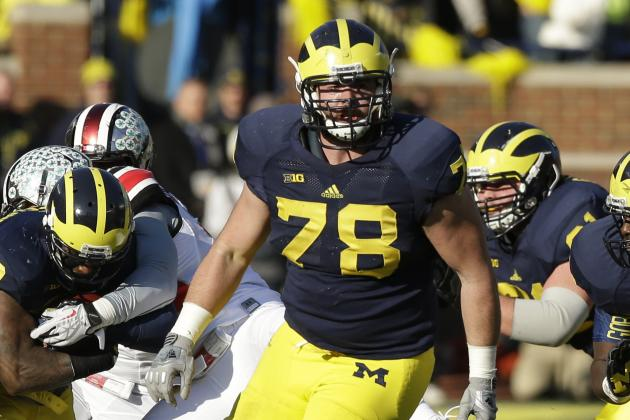 Michigan Football: Who Is Replacing Every Ex-Wolverine Taken in 2014 NFL Draft?