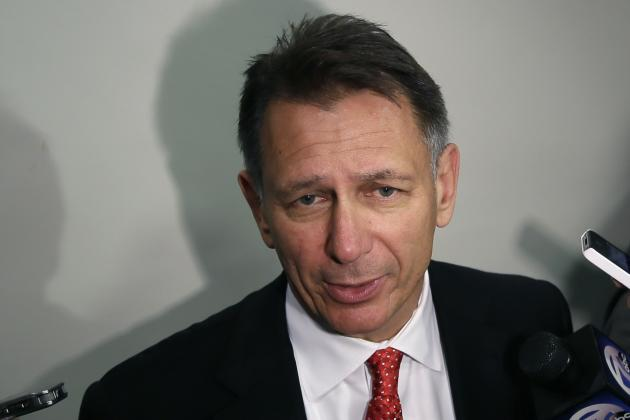 Will Detroit Red Wings GM Ken Holland Fully Embrace Youth Movement This Summer?