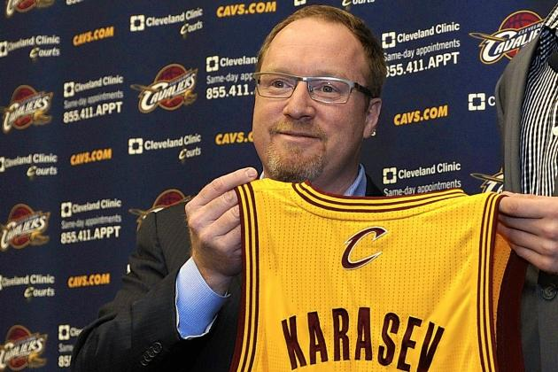 Cleveland Cavaliers Moving to Sign Interim GM David Griffin Long Term