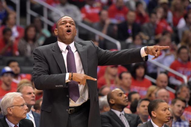 Doc Rivers on Huge Clippers Win: 'We Were Almost on the Mat'
