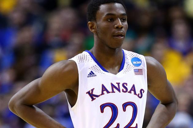 Andrew Wiggins Reportedly Won't Attend 2014 NBA Draft Combine