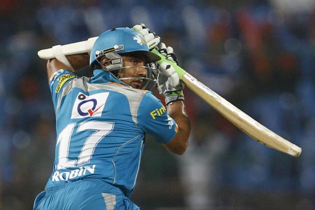Robin Uthappa's Blazing Form for KKR in IPL 2014 Stakes Claim for India Spot