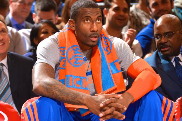 Amar'e Stoudemire Thinks Steve Kerr Great Fit for NY Knicks and Him