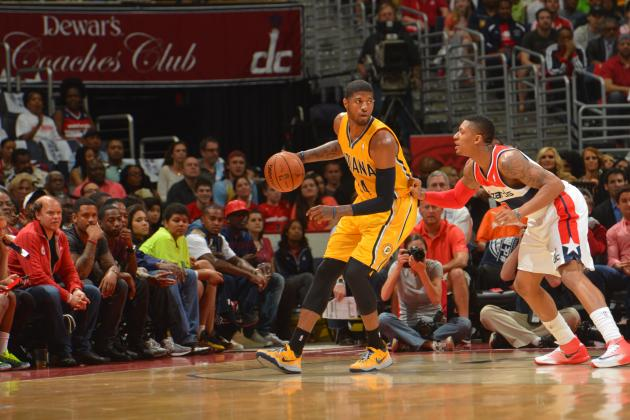 Indiana Pacers vs. Washington Wizards: Game 4 Grades and Analysis