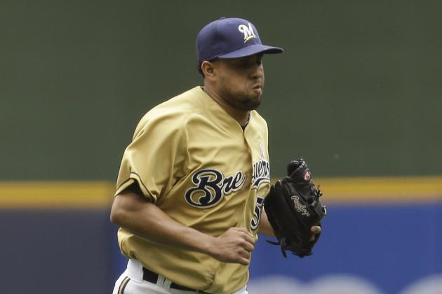 K-Rod Blows Save, but Brewers Top Yanks