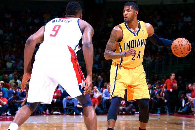 Pacers vs. Wizards Game 4: Live Score, Highlights and Reactions