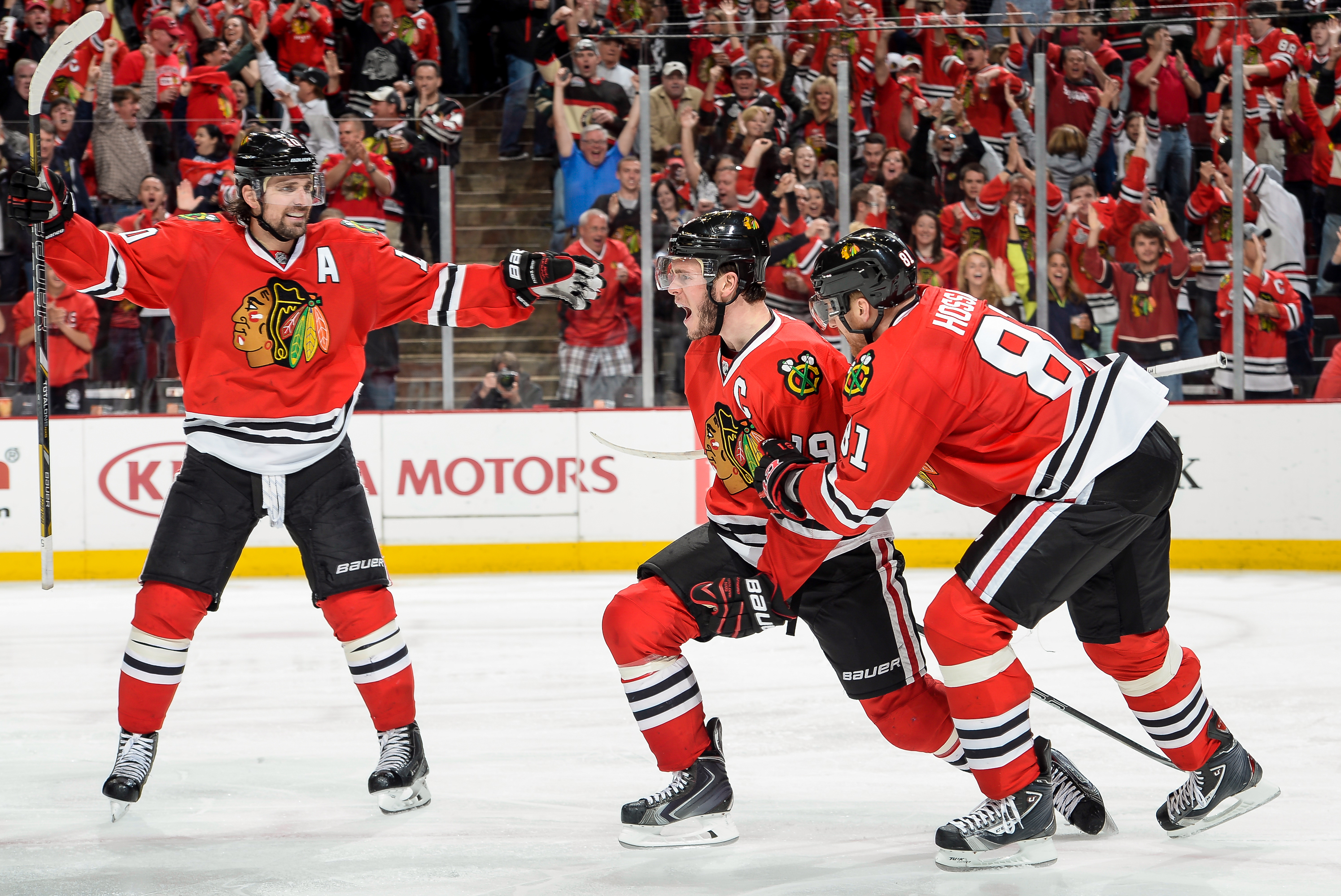 What time does the blackhawks hockey game start – Kgb Answers