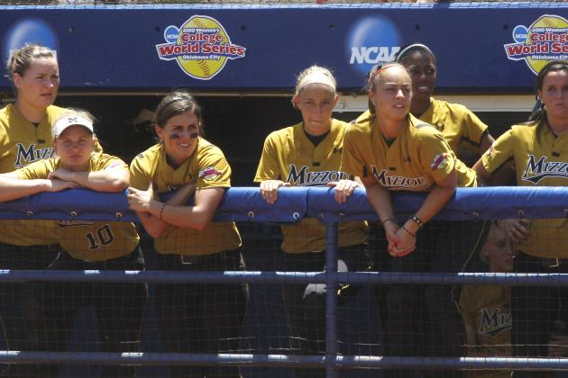 NCAA Softball: Mizzou Host Kansas' First Trip to Columbia Since SEC Move