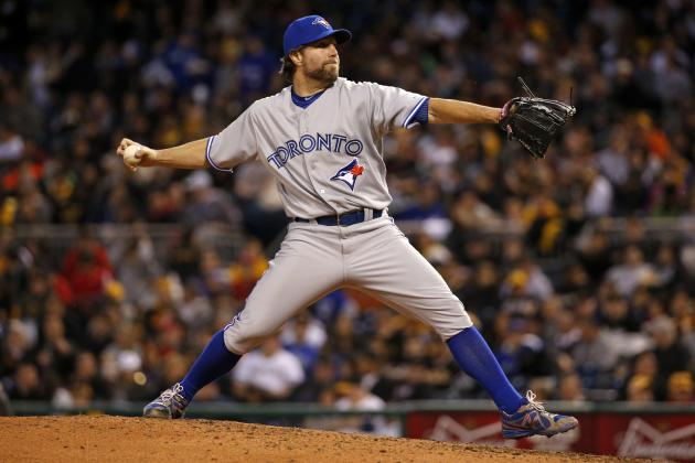 Toronto Blue Jays Need a Better Performance from Their Starting Rotation