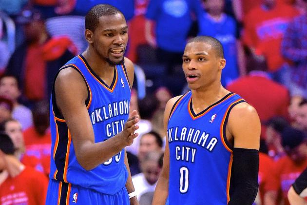 Are OKC Thunder Really Ready to Be Title Contenders After Epic Choke?