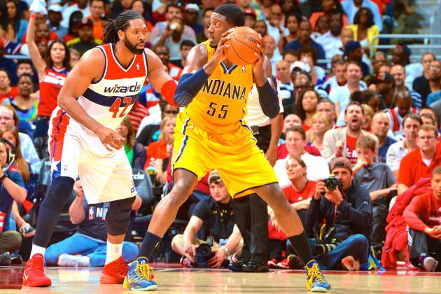 Pacers vs. Wizards: Game 4 Score and Twitter Reaction from 2014 NBA Playoffs