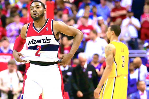 Growing Pains on Full Display for Washington Wizards' Young Stars