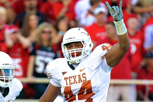 Texas Football Hitting Rock Bottom with No Longhorns Chosen in 2014 NFL Draft?