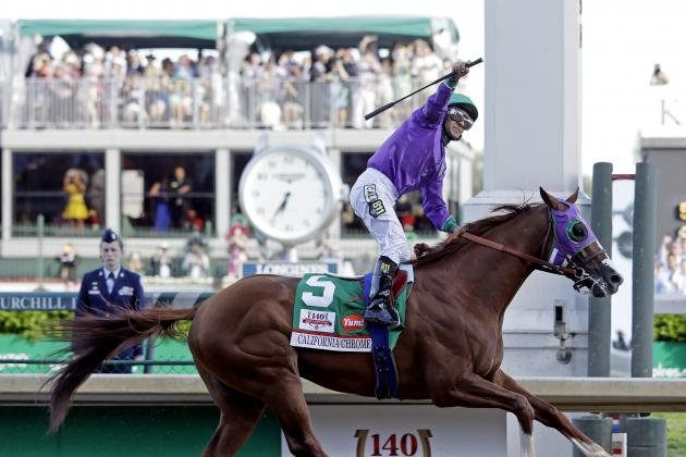 California Chrome Doesn't Need Triple Crown to Validate Accomplishments