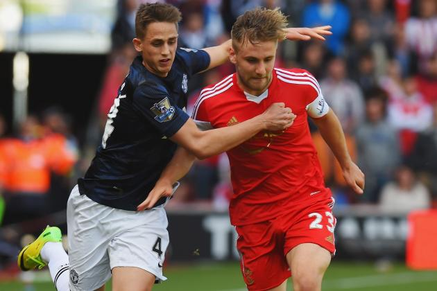 Manchester United Transfer News: Luke Shaw Deal Imminent Ahead of World Cup