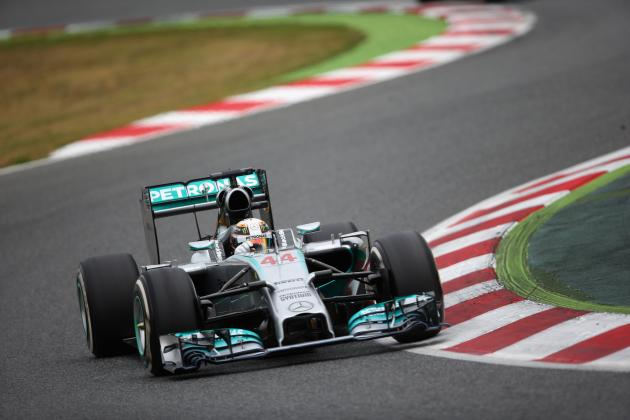 Mercedes to Test Megaphone Exhaust Ahead of Formula 1 Monaco Grand Prix