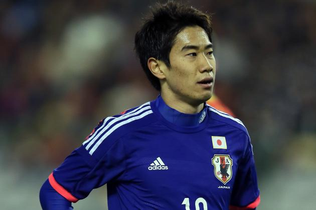 Japan World Cup Roster 2014: Full 23-Man Squad and Starting 11 Projections