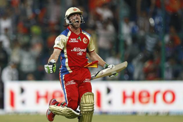 Bangalore vs. Delhi, IPL 2014: Date, Time, Live Stream, TV Info and Preview