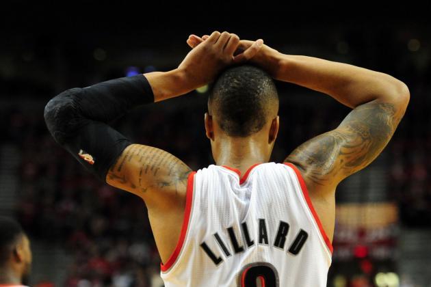 What Blazers Need from Damian Lillard to Keep NBA Playoffs Dream Alive