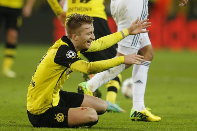 Manchester United Transfer News: Marco Reus Rules out Dortmund Exit