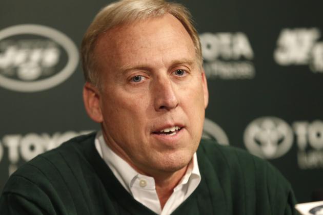 Jets' GM Plays It Much Straighter Than Predecessor