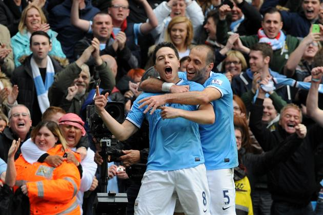 Film Focus: Manchester City Star Samir Nasri Makes World Cup Case vs. West Ham