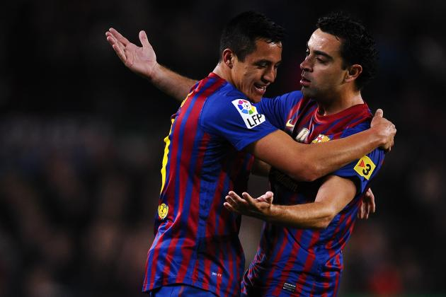 Arsenal Transfer News: Xavi and Alexis Sanchez Linked to Barcelona Exits