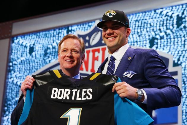 NFL Draft 2014: Mobile-Accessible Grades for Each Team's Overall Results