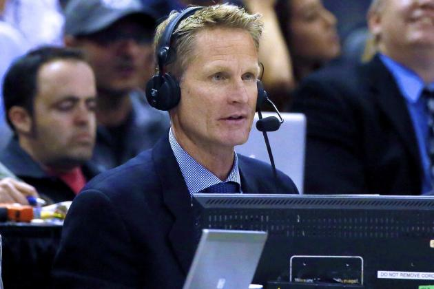 Report: New York Knicks Finalizing Contract with Steve Kerr