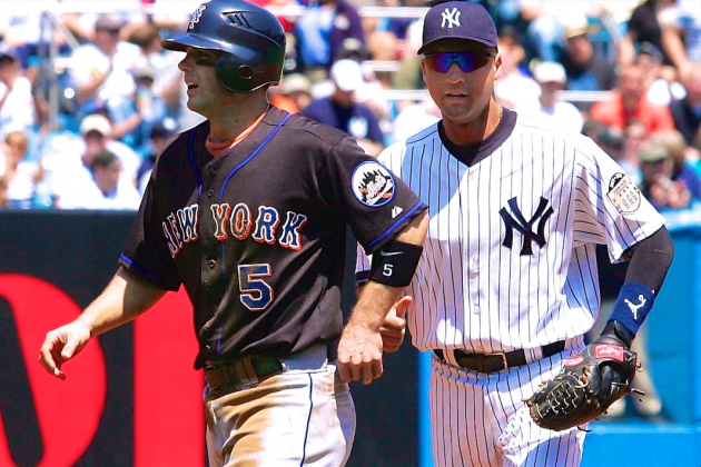 Why the Subway Series Will Never Be the Same Without Derek Jeter