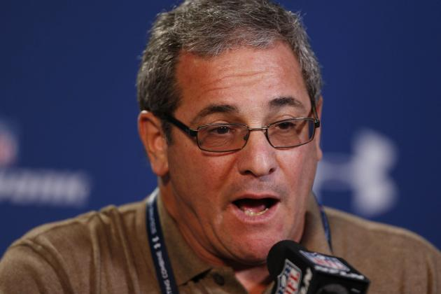 Draft Worked out for Carolina Panthers GM Gettleman