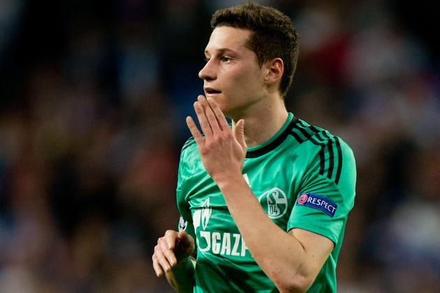 Arsenal Transfer News: Julian Draxler Doubts Move, Latest on Bacary Sagna, More